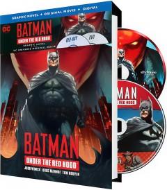 DC ANIMADA 8 - BATMAN CONTRA RED HOOD (EDICIÓN ESPECIAL INCLUYE NOVELA GRÁFICA)