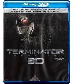 3D - TERMINATOR (GÉNESIS)