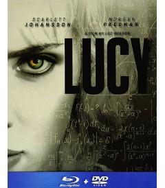 LUCY (EDICIÓN ESPECIAL STEELBOOK)
