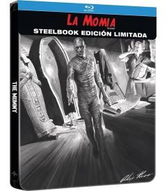 LA MOMIA (EDICIÓN ESPECIAL STEELBOOK) (ALEX ROSS ART)