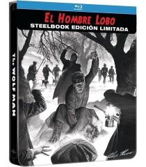 EL HOMBRE LOBO (EDICIÓN ESPECIAL STEELBOOK) (ALEX ROSS ART)