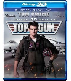3D - TOP GUN (PASIÓN Y GLORIA) (EDICIÓN LIMITADA) (*)