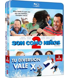 SON COMO NIÑOS (PACK DOBLE)
