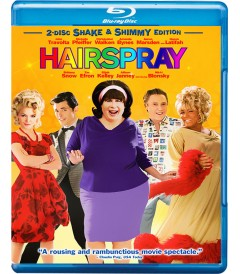HAIRSPRAY (EDICIÓN 2 DISCOS SHAKE AND SHIMMY)