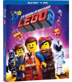 LEGO LA PELÍCULA (LA GRAN AVENTURA LEGO 2) (BD+DVD) (*)
