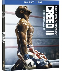 CREED II (DEFENDIENDO EL LEGADO) (BD + DVD) (*)