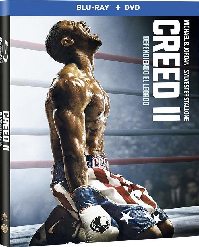 CREED II (DEFENDIENDO EL LEGADO) (BD + DVD) (*)