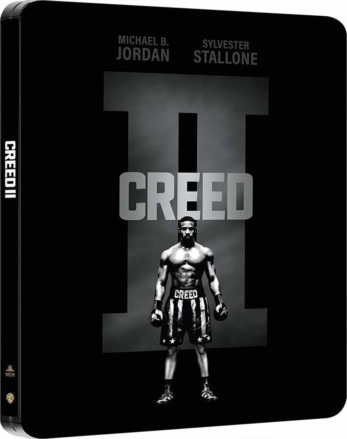 CREED II (DEFENDIENDO EL LEGADO) (EDICIÓN ESPECIAL STEELBOOK)