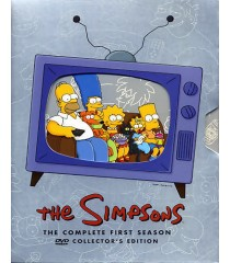 DVD - LOS SIMPSONS 1° TEMPORADA