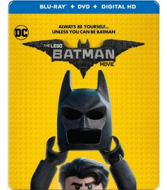 LEGO BATMAN (LA PELÍCULA) (EDICIÓN EXCLUSIVA BEST BUY STEELBOOK)