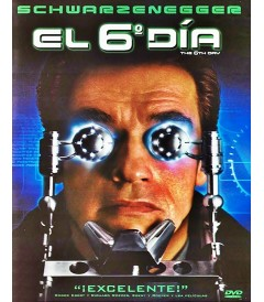 DVD - EL SEXTO DÍA - USADA