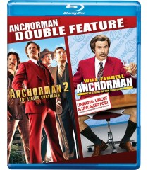 ANCHORMAN (AL DIABLO CON LAS NOTICIAS) (PACK DOBLE)
