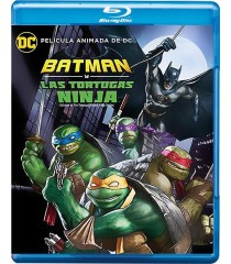 BATMAN VS LAS TORTUGAS NINJA (*)