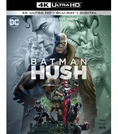 4K UHD - BATMAN (HUSH)