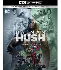 4K UHD - BATMAN (HUSH)