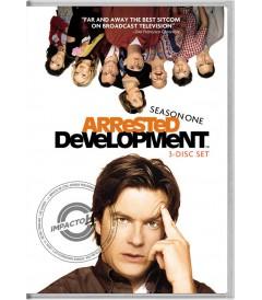 DVD - ARRESTED DEVELOPMENT (SACRIFICIOS DE FAMILIA) (TEMPORADA 1 COMPLETA) - USADA
