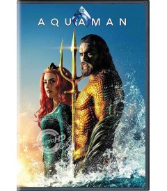 DVD - AQUAMAN