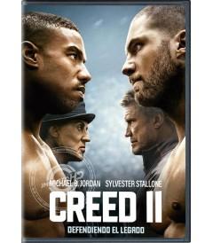 DVD - CREED II (DEFENDIENDO EL LEGADO)