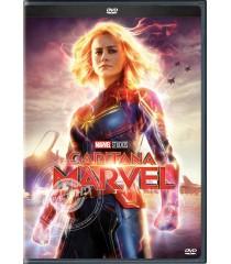 DVD - CAPITANA MARVEL