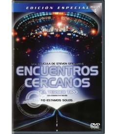 DVD - ENCUENTROS CERCANOS DEL TERCER TIPO (ED. ESPECIAL) - USADA