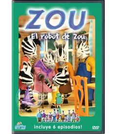 DVD - ZOU EL ROBOT DE ZOU - USADA