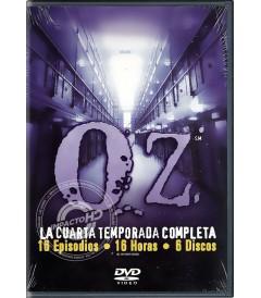 DVD - OZ (4° TEMPORADA COMPLETA)