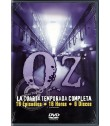DVD - OZ (4° TEMPORADA COMPLETA)