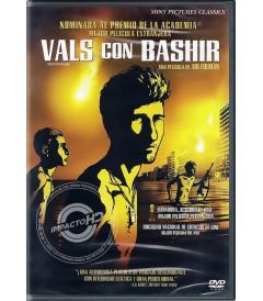 DVD - VALS CON BASHIR