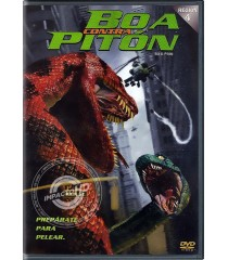 DVD - BOA CONTRA PITÓN - USADA
