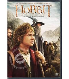 DVD - EL HOBBIT (UN VIAJE INESPERADO) - USADA