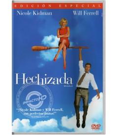 DVD - HECHIZADA (EDICIÓN ESPECIAL) - USADA