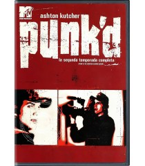 DVD - PUNK'D (2° TEMPORADA COMPLETA) - USADA