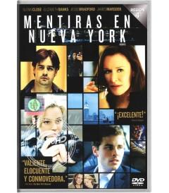 DVD - MENTIRAS EN NUEVA YORK - USADA