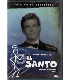 DVD - EL SANTO - 1° TEMPORADA (DVD 1)