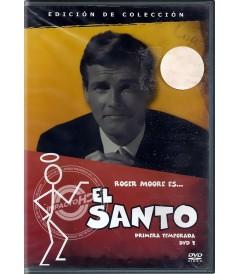 DVD - EL SANTO - 1° TEMPORADA (DVD 2)