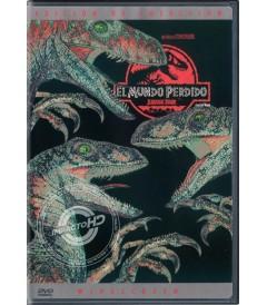 DVD - JURASSIC PARK 2 (EL MUNDO PERDIDO) (EDICIÓN DE COLECCIÓN) - USADA