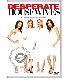 DVD - DESPERATE HOUSEWIVES (LA PRIMERA TEMPORADA)
