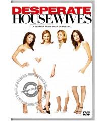 DVD - DESPERATE HOUSEWIVES (1° TEMPORADA COMPLETA)