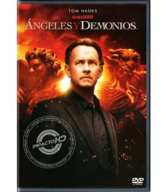 DVD - ÁNGELES Y DEMONIOS - USADA