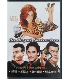 DVD - UN ÁNGEL SEDUCTOR - USADA