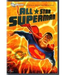 DVD - ALL STAR SUPERMAN - USADA