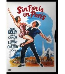 DVD - UN AMERICANO EN PARÍS - USADA