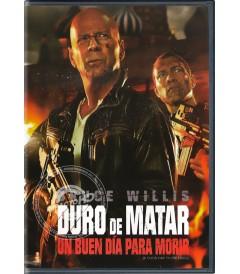 DVD - DURO DE MATAR:UN BUEN DÍA PARA MORIR - USADA