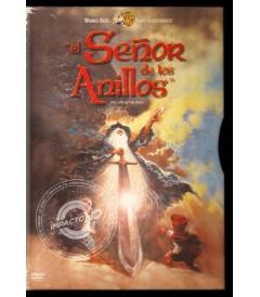 DVD - EL SEÑOR DE LOS ANILLOS (ANIMADA) - VERSIÓN DESCONTINUADA