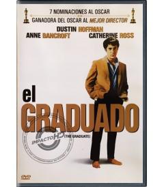 DVD - EL GRADUADO - USADA