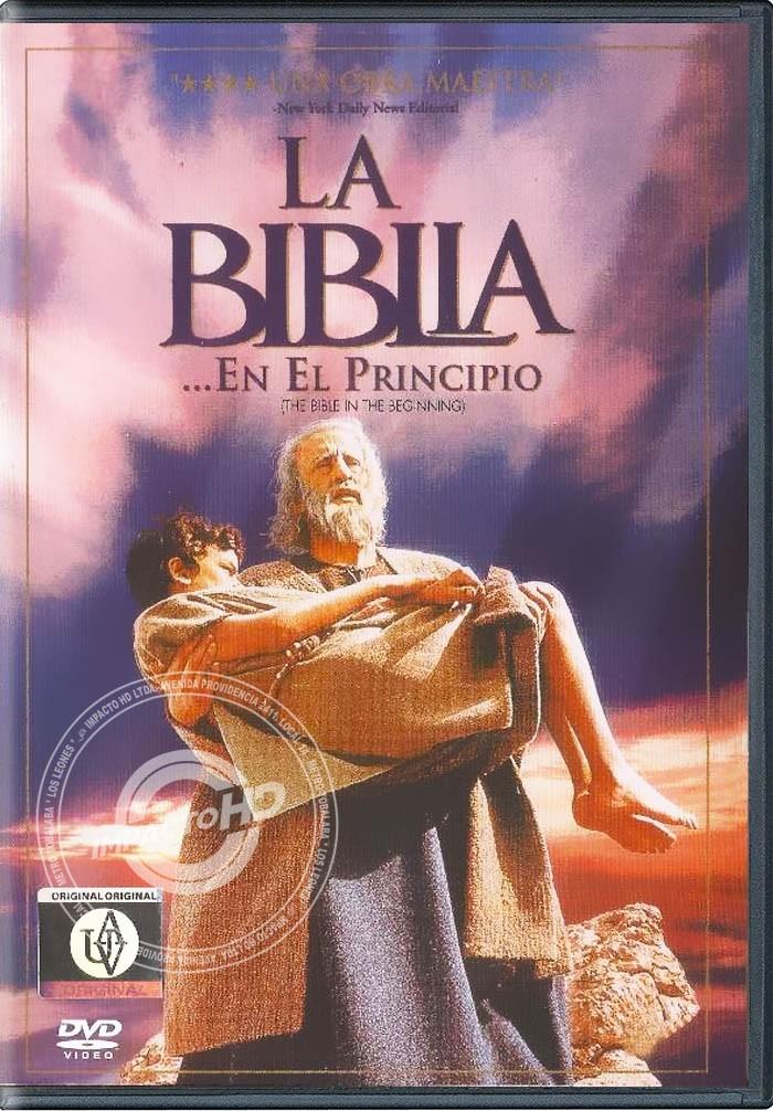 DVD - LA BIBLIA (EN EL PRINCIPIO) - USADA