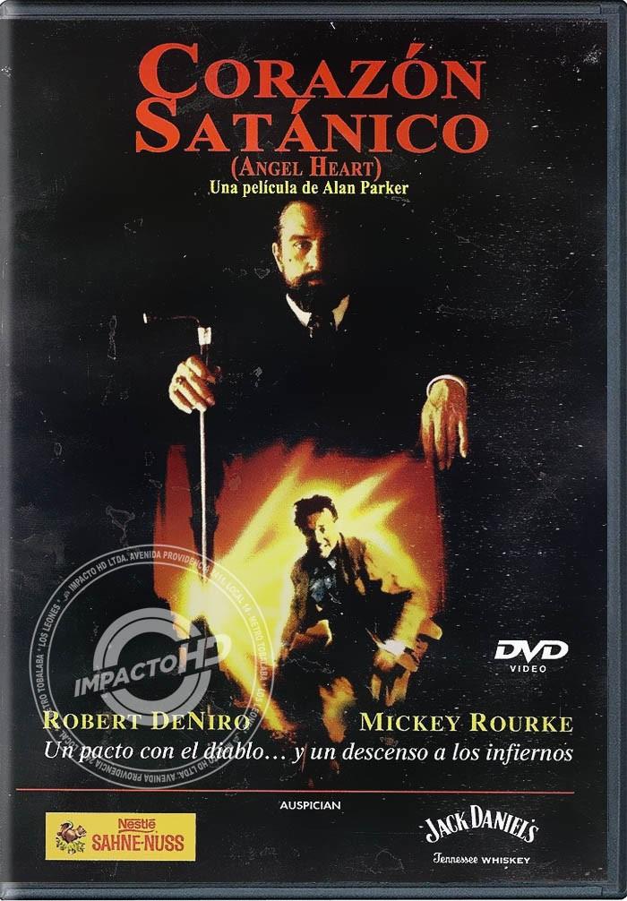 DVD - CORAZÓN SATÁNICO - USADA