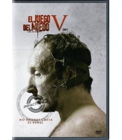 DVD - EL JUEGO DEL MIEDO V - USADA