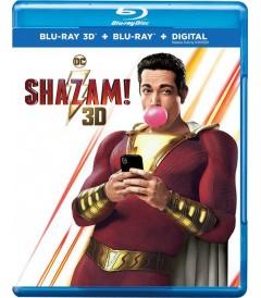 3D - SHAZAM!