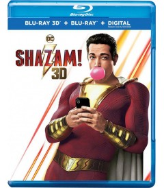 3D - SHAZAM! - PRE VENTA